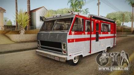 GTA 5 Zirconium Journey Worn pour GTA San Andreas