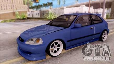 Honda EK9 Civic Stance für GTA San Andreas