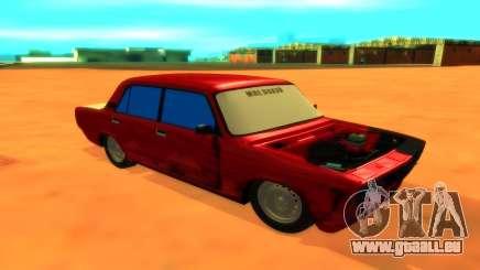 2107 für GTA San Andreas