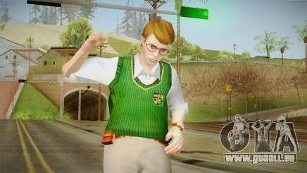 Earnest Jones from Bully Scholarship für GTA San Andreas