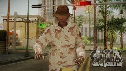Gunrunning Skin 1 pour GTA San Andreas