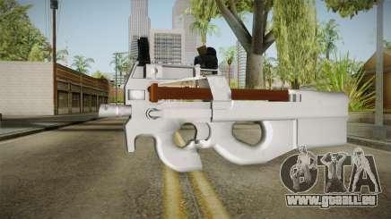 Chrome P90 pour GTA San Andreas