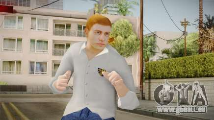 Troy Miller from Bully Scholarship pour GTA San Andreas