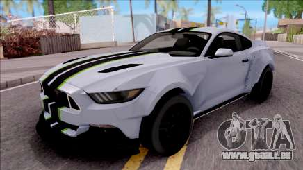 Ford Mustang 2015 Need For Speed Payback Edition für GTA San Andreas