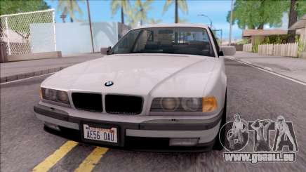 BMW 750i E38 1996 pour GTA San Andreas
