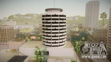LS_Capitol Enregistrements Bâtiment v2 pour GTA San Andreas
