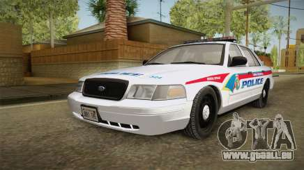 Ford Crown Victoria PI YRP pour GTA San Andreas