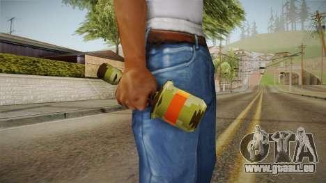 Metal Slug Weapon 14 für GTA San Andreas zweiten Screenshot