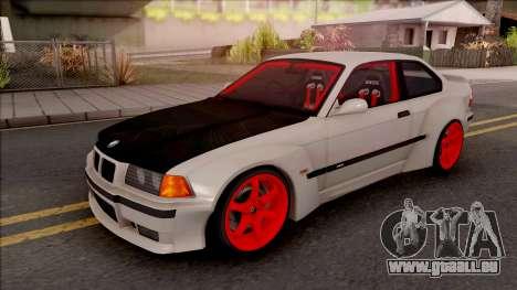 BMW M3 E36 Drift Rocket Bunny v2 pour GTA San Andreas