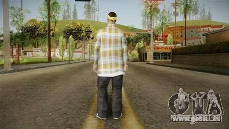 New Vagos Skin v7 pour GTA San Andreas