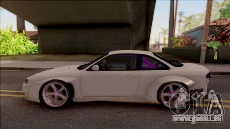 Nissan 200SX Drift Rocket Bunny pour GTA San Andreas laissé vue