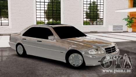 Mercedes Benz с180 pour GTA 4