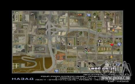 Geld bekommen, und gespeichert in einem Nachtclu für GTA San Andreas her Screenshot