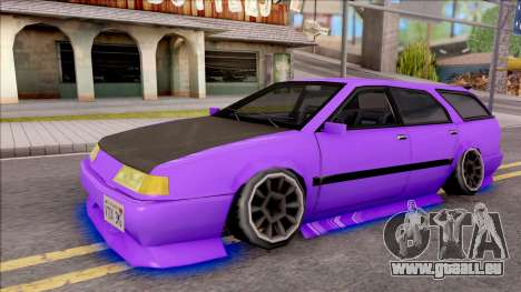Stratum Stanced With Neon pour GTA San Andreas