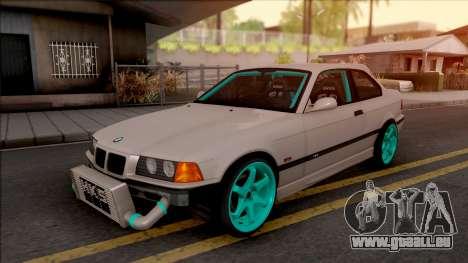 BMW M3 E36 Drift v2 pour GTA San Andreas
