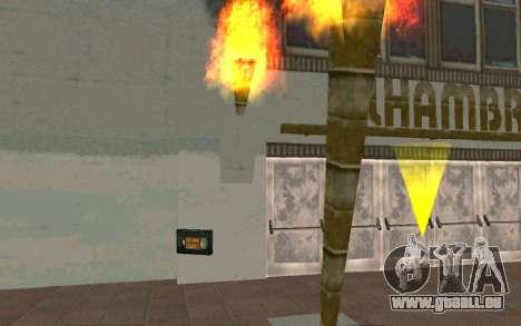 Geld bekommen, und gespeichert in einem Nachtclu für GTA San Andreas dritten Screenshot