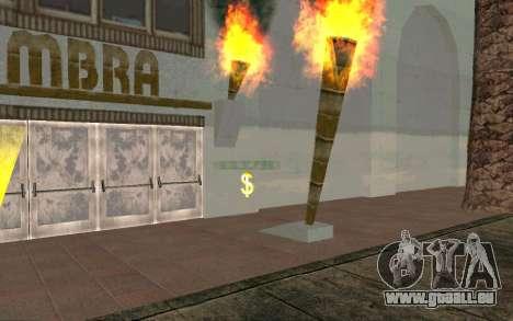 Geld bekommen, und gespeichert in einem Nachtclu für GTA San Andreas zweiten Screenshot