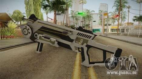 Planetside 2 - Hunter QCX pour GTA San Andreas deuxième écran
