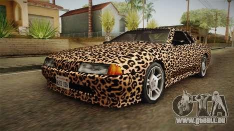 New Elegy Paintjob v3 für GTA San Andreas