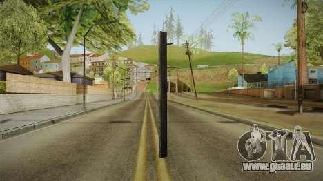 Silent Hill Downpour - Wooden Plank SH DP für GTA San Andreas zweiten Screenshot