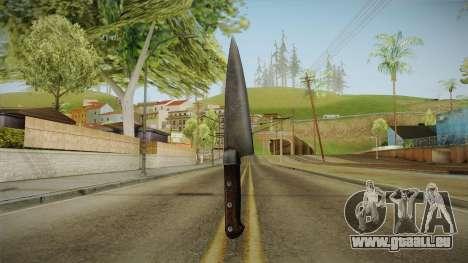 Silent Hill Downpour - Knife SH DP v1 pour GTA San Andreas
