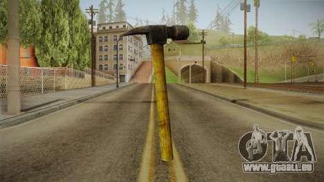 Silent Hill Downpour - Hammerlock SH DP pour GTA San Andreas deuxième écran