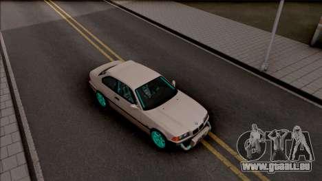 BMW M3 E36 Drift v2 pour GTA San Andreas vue de droite