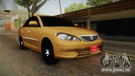 Toyota Camry 2006 pour GTA San Andreas