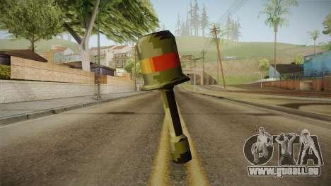 Metal Slug Weapon 14 für GTA San Andreas