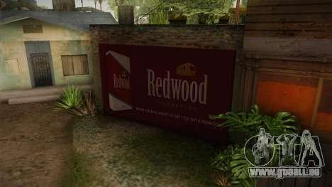 New CJ House Garage V2 für GTA San Andreas zweiten Screenshot