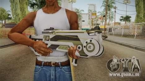 Planetside 2 - Hunter QCX pour GTA San Andreas troisième écran