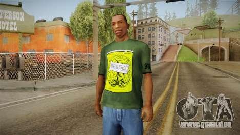 Dedsec T-Shirt pour GTA San Andreas