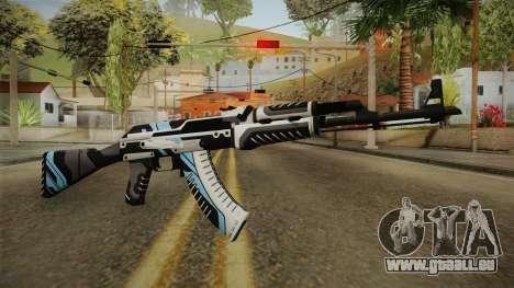 CS: GO AK-47 Vulcan Skin pour GTA San Andreas