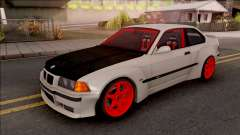 BMW M3 E36 Drift Rocket Bunny v2 für GTA San Andreas