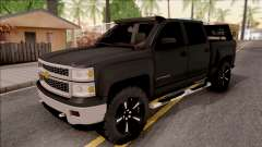 Chevrolet Silverado 2015 Off-Road