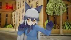Kemono Friends Silver Fox 02