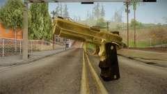 Silent Hill Downpour - Golden Gun SH DP pour GTA San Andreas
