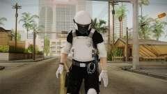 Mirror Edge Riot Cop v2