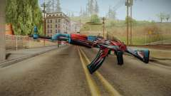 CS: GO AK-47 Point Disarray Skin