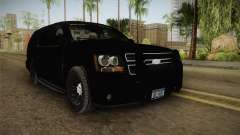 Chevrolet Tahoe 2013 Police pour GTA San Andreas