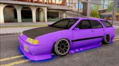 Stratum Stanced With Neon für GTA San Andreas