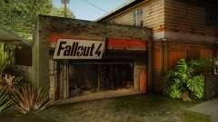 Fallout 4 Garage Texture HD