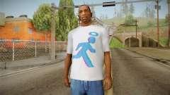 GTA 5 Special T-Shirt v6 pour GTA San Andreas