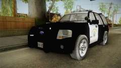 Ford Expedition CHP pour GTA San Andreas