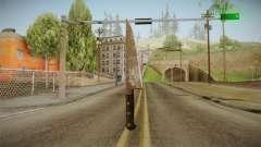Silent Hill Downpour - Knife SH DP v2 für GTA San Andreas
