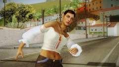 Zantanna Skin v1 für GTA San Andreas