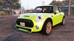Mini Cooper S (F56) 2015 [replace]