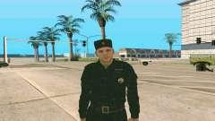Senior Sergeant bei der Polizei v. 1