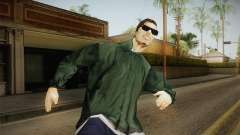 New Ryder v3 pour GTA San Andreas
