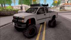Chevrolet Colorado 2003 Off-Road pour GTA San Andreas